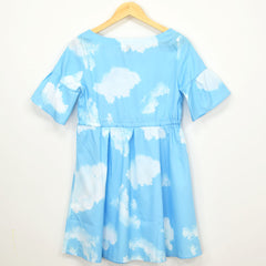CLOUD DRESS