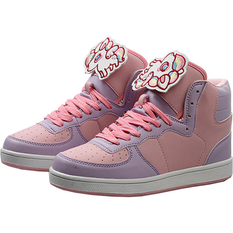 PONY SNEAKERS (ONLY HAVE 5.5 )