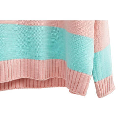 BADMINTON STRIPED KNITTED