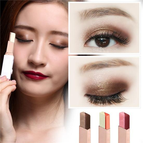 TWO TONE EYE SHADOW