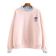 TAKE ME AWAY JUICE SWEATER