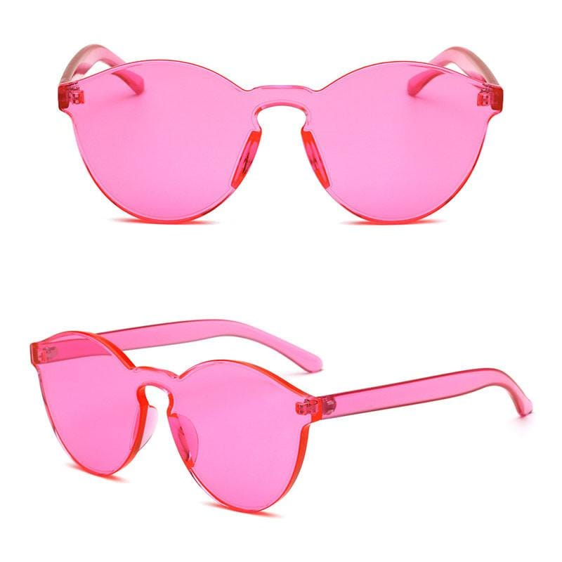 SOLID COLOR SUNGLASSES