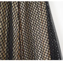 LONG FISHNET SKIRT