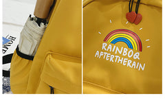 RAINBOW AFTER THE RAIN BACKPACK