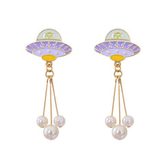 UFO EARRINGS