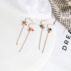LUNAR EARRINGS (2pairs)