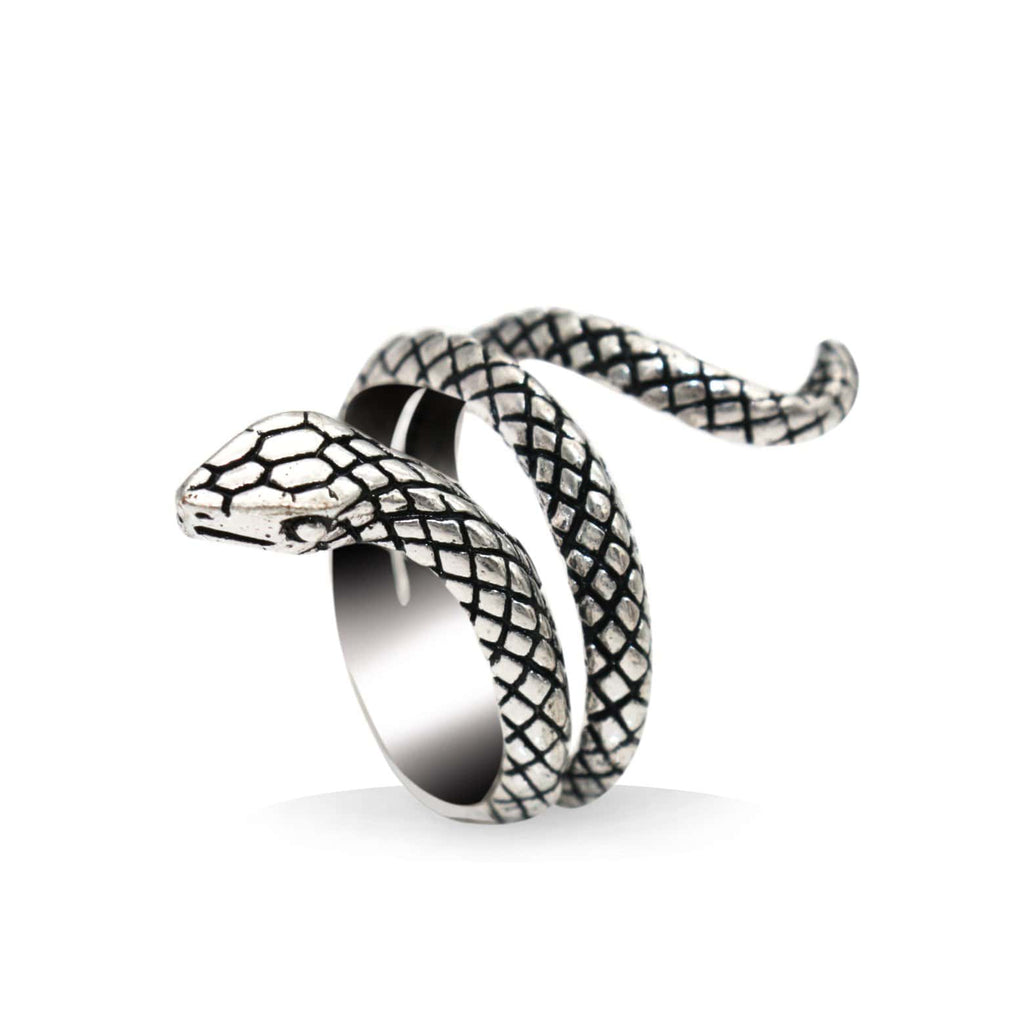 SKITHER WRAP RING
