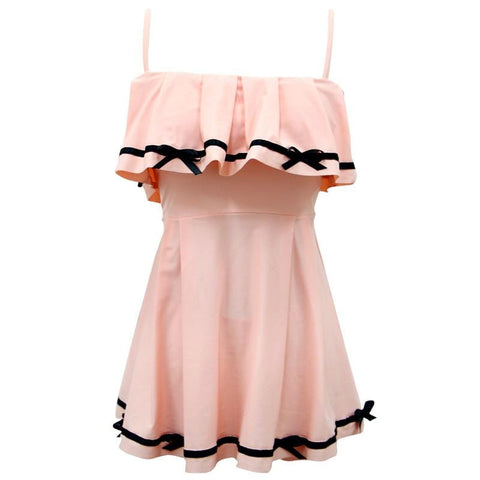 BOW TWO-PIECE SWIMWEAR
