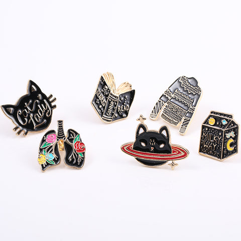 DARKNESS PINS PINS (SET/6PCS)