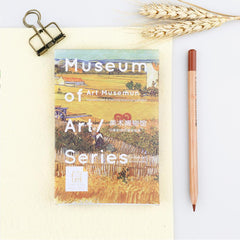 MUSEUM OF ART SERIES POSTCARD SET