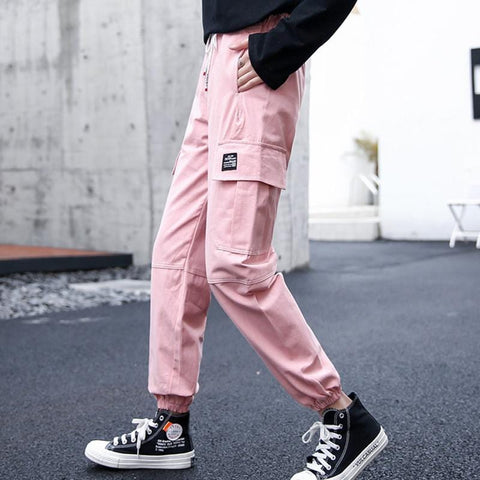 BOYFRIEND HIP HOP PANTS