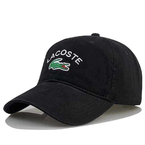 CROCODILE EMBROIDERED HAT