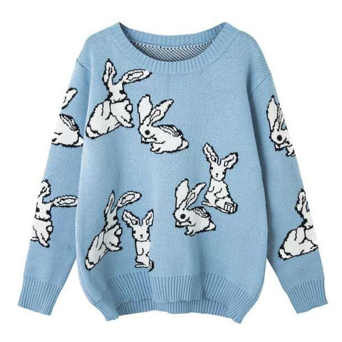 RABBIT KNITTED