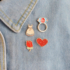PROPOSAL PINS (SET/4PCS)