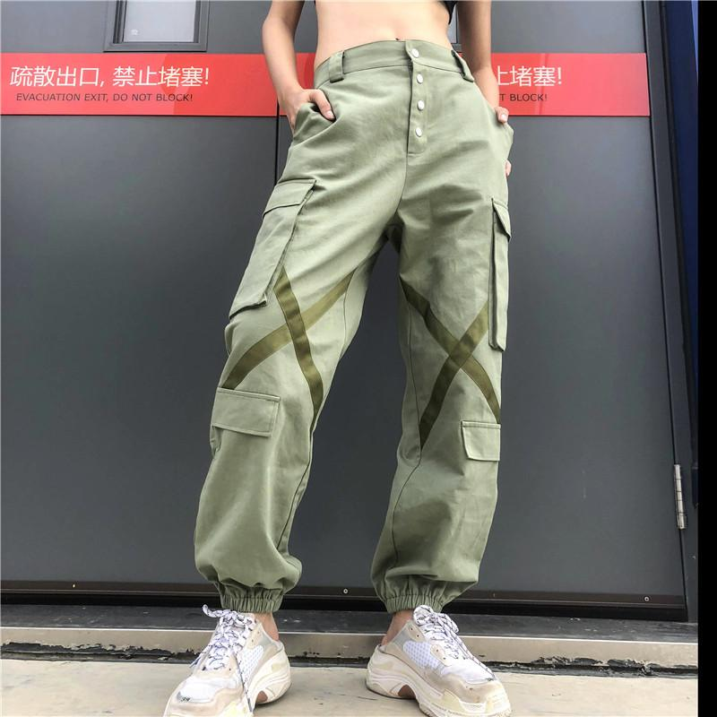 CROSS CARGO PANTS
