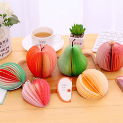 FRUITY STICKY NOTES (9pcs)
