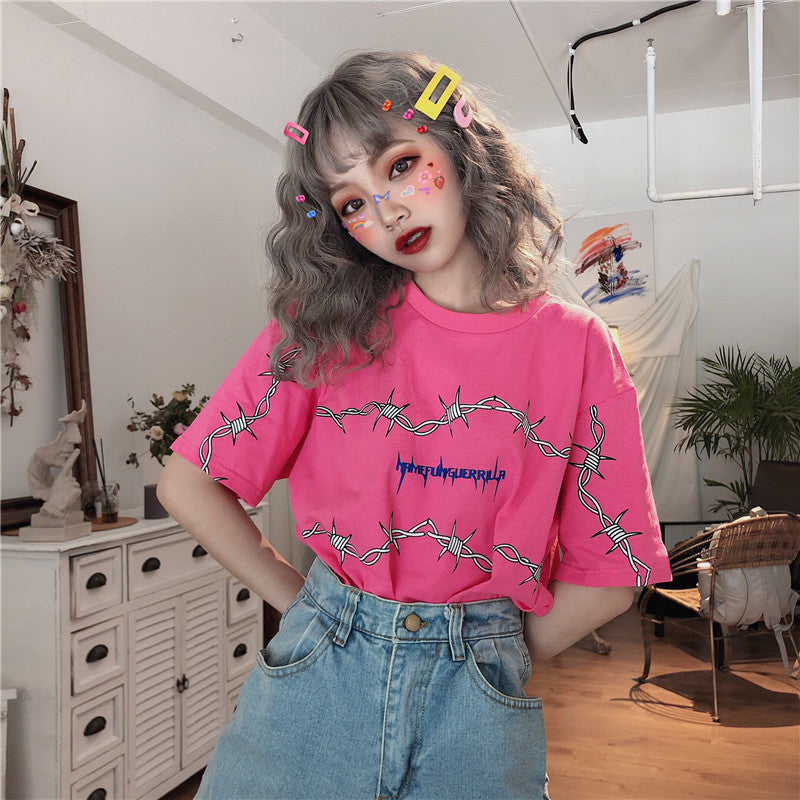 CHAINLINK LOVE TEE
