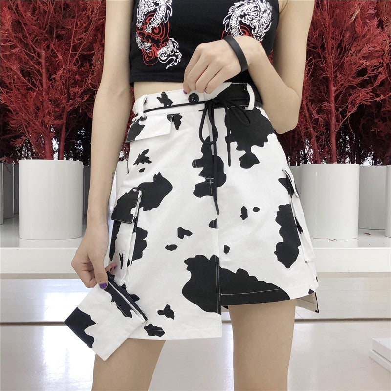 ROCKY COW SKIRT