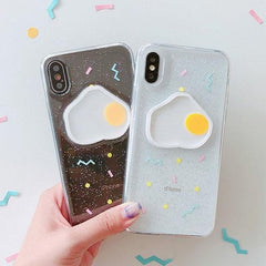 FRIED EGG CASE (I6 I6+ I7 I7+ I8 I8+ IX)