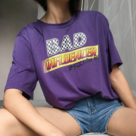 BAD INFLUENCE TOP