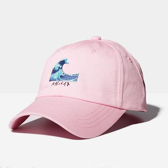 COMES IN WAVES HAT