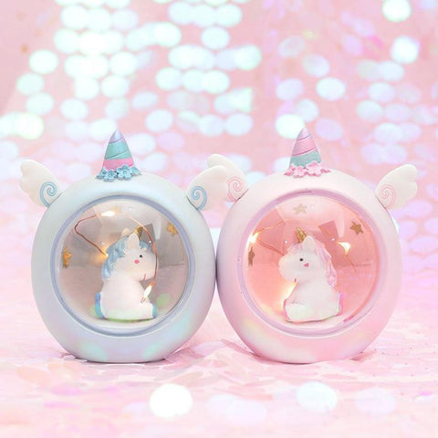 UNICORN STAR NIGHT LIGHT