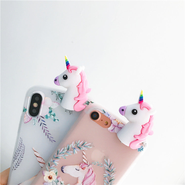 UNICORN CASES (I5 I6 I6+ I7 I7+ I8 I8+ IX)