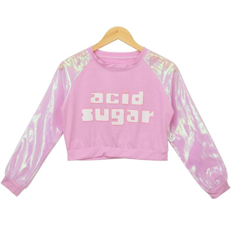 ACID SUGAR CROP TOP