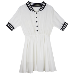 SUMMER SAILOR DRESS