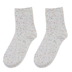 SPECKLED SOCKS