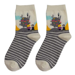 GHIBLI INSPIRED KAWAII SOCKS
