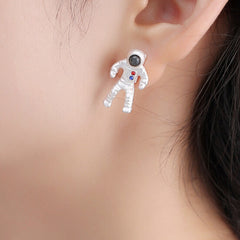 SPACE COWGIRL EARRINGS(set)
