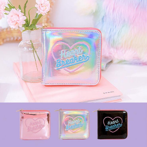 HEART BREAKER WALLETS