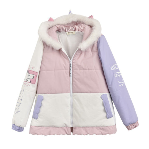 WINTER UNICORN JACKET