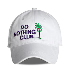 DO NOTHING CLUB HAT