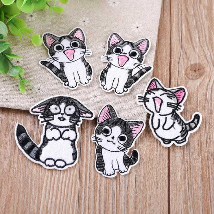 CATS PATCHES