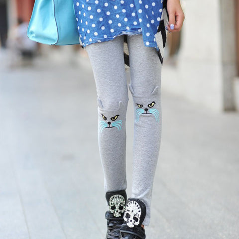 CAT FACE LEGGING