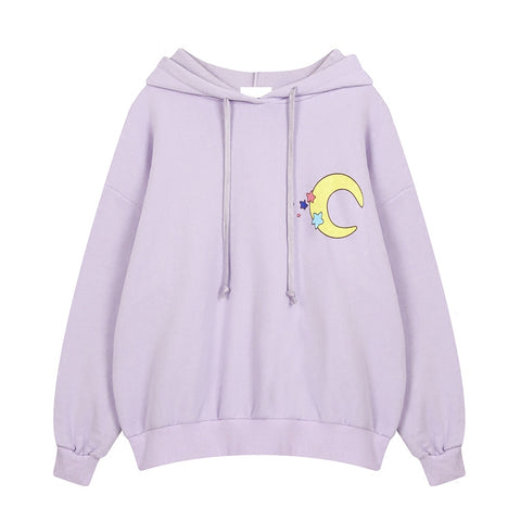 NIGHT TIME HOODIE