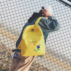 YELLOW ENCOUNTER BACKPACK