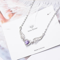 ANGEL HEART LOVE NECKLACE