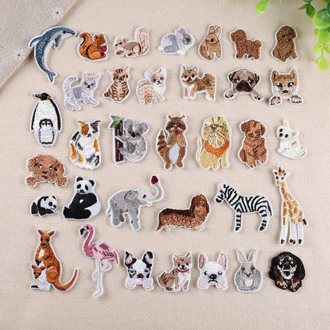 ANIMALS PATCHES