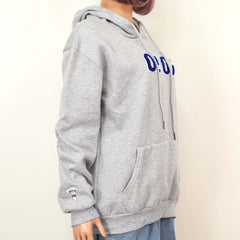 GRAY OI HOODIES
