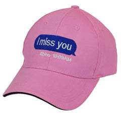 I MISS YOU HAT