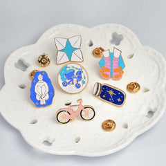 SPIRITUAL SEARCH PINS (SET/6PCS)