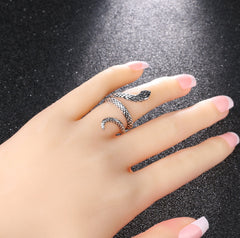 SLITHER WRAP RING