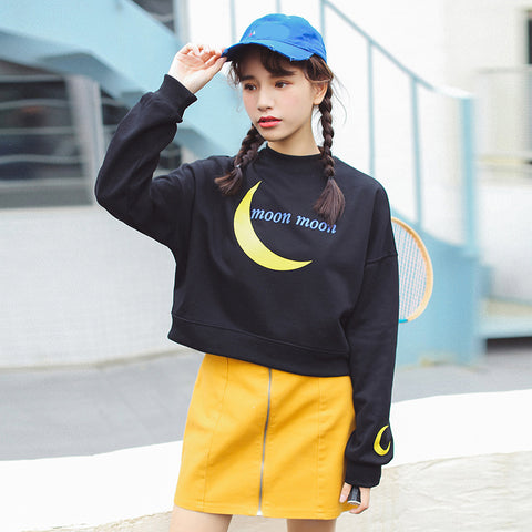 MOON MOON SWEATER