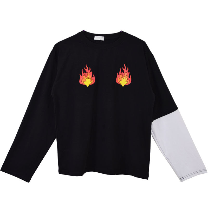 FIRE TIDDIES LONG SLEEVE