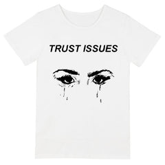 TRUST ISSUES TOP