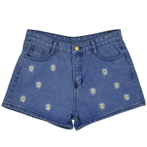 DAISY SUMMER SHORTS