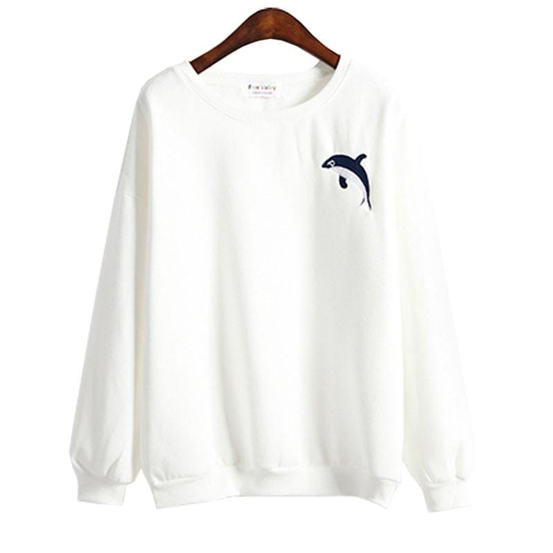 DOLPHIN SWEATER